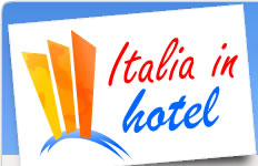 On line hotel reservations in Italy.